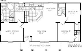 bi level floor plans with attached garage one level house plans top one level open floor plans bi level house