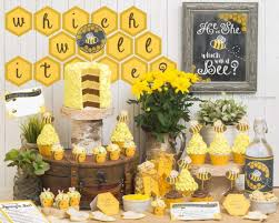 bumblebee baby shower bumblebee gender reveal baby shower baby shower ideas themes
