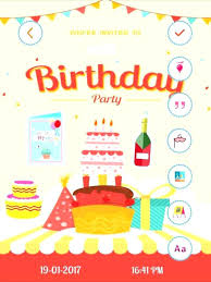 invitation maker app invitation maker app for android meichu2017 me