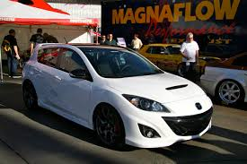 sema 2009 40th anniversary mazda3 and mazdaspeed3 customs photo