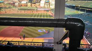 Chicago Cubs Seat Map by Wrigley Field Section 516 Chicago Cubs Rateyourseats Com