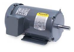 baldor m3613t 50 ac electric motor m13186 3 phase 5 hp 184t