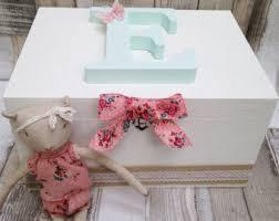 personalised keepsake box keepsake box handpainted personalised wooden memory