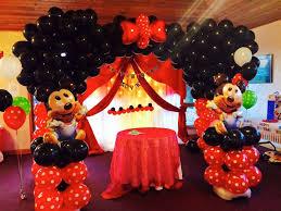 mickey mouse balloon arrangements balloon decorations gallery