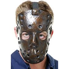 Psycho Halloween Costume Amazon Psycho Mask Costume Accessory Toys U0026 Games