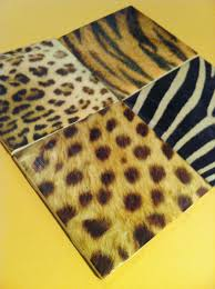 zebra print box crafthubs hair hide faux boxes mecox gardens idolza
