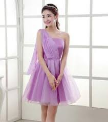dress pesta mini dress pesta model kemben warna ungu cantik a3401 5 diseño y