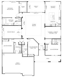 single open floor house plans one storey floor plan fresh home design 87 astounding single