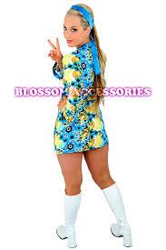 60s 70s womens costumes costume model ideas