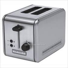 Toaster Kitchenaid Kitchenaid 2 Slice 2 Slot Metal Toaster China Wholesale