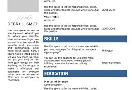 full resume format download resume free download word template free 6 microsoft word free