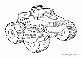 coloring pages cars and trucks with regard to inspire to color