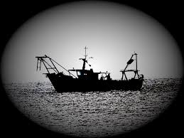 free images water silhouette black and white sky ship
