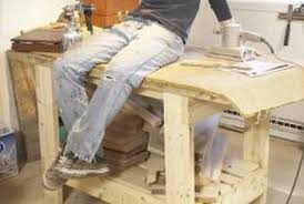 what material for a workbench top home guides sf gate