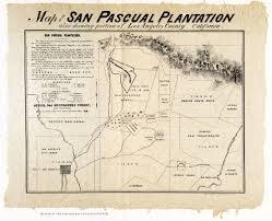 Pasadena Ca Map Pasadena Was Founded By