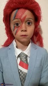 Ziggy Stardust Halloween Costume Homemade David Bowie Costume Inspired Ziggy Stardust