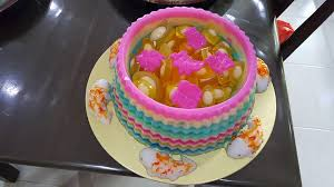 3d agar agar jelly cake home facebook