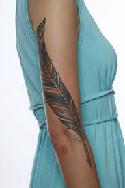 tattoos for small arms best 25 feather tattoo arm ideas on pinterest small feather