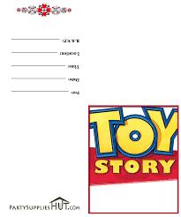 free printable toy story birthday invitations eysachsephoto com