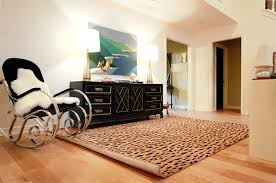 Safavieh Leopard Rug Post Erin Williamson