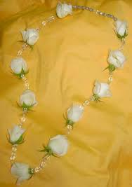 Flower Garland For Indian Wedding Wedding Garlands Milni Haar And Indian Wedding Accessories