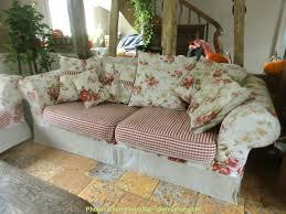 canapé fleuri style anglais beau canape style anglais tissu fleuri artsvette