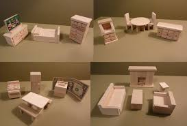 Free Wood Doll Furniture Plans by Best Wood Dollhouse Furniture To Chose From U2014 Home Designing