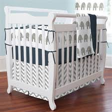 yellow and grey elephant crib bedding pictures reference