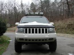 jeep wj roof lights k 9zj 1996 jeep grand cherokee specs photos modification info at