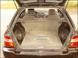 honda accord wagon 95 buy used 1995 honda accord ex wagon flush amp custom glas