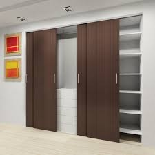 Best Closet Doors Sliding Closet Door Ideas Design Closet Organizer Throughout