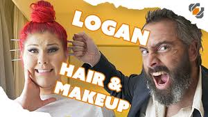 Old Man Halloween Makeup by Old Man Logan Hair U0026 Makeup Tutorial With Jackie Craft At Dragon