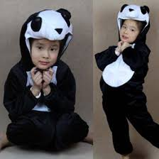 Girls Panda Halloween Costume Discount Panda Halloween Costume Kids 2017 Panda Halloween