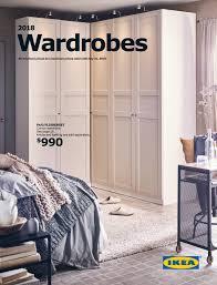 Ikea Lookbook Ikea Wardrobe Brochure 2018