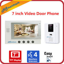 video house bell reviews online shopping video house bell