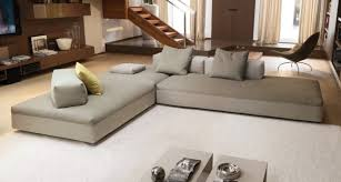 canapé de luxe design brico canape dangle design luxe italie gris canapé d angle