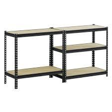 Home Depot Heavy Duty Shelving by Metal Storage Shelves Home Depot Storage Decorations