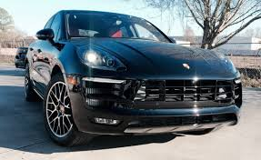 macan porsche turbo 2016 porsche macan turbo full review exhaust start up short