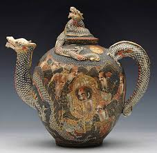 Japanese Dragon Vase Dragon Vase Archives Ceramics And Pottery Arts And Resources