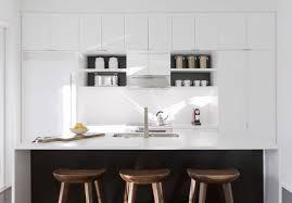 white modern kitchen designs kitchen design idea white modern and minimalist cabinets