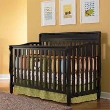 Graco Stanton 4 In 1 Convertible Crib Stork Craft Usa Graco Stanton 4 In 1 Convertible Crib In Black