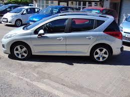 used peugeot diesel used peugeot 207 sw sport hdi gronant car sales