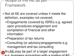 What Size Font On Resume Assurance Engagement And Prospective Financial Information 2