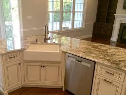 Sink In Kitchen Island Kitchen Islands U0026 Peninsulas Design Line Kitchens In Sea Girt