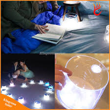 Led Light For Outdoor by China Portable Solar Lantern Rechargeable Foldable Inflatable