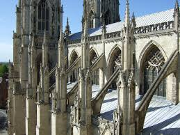 free image on pixabay cathedral buttresses flying buttress