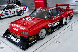 tomica nissan march file nissan skyline rs turbo super silhouette kdr30 front left