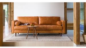 article timber sofa review my time with the article sven sofa your american allarounder