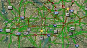Dallas Fort Worth Area Map by Gridlocked Nbc 5 Dallas Fort Worth