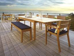 Expandable Patio Table Unique Extendable Patio Table For Solid Wood Trestle Dining Table